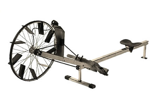 concept 2 rowing machine der setting