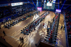 The 2020 World Rowing Indoor Championships in Paris